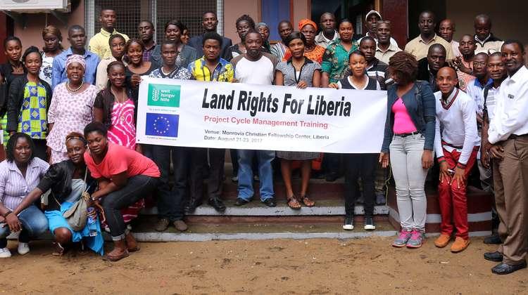 © Welthungerhilfe, Liberia