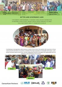 Land for Life Sierra Leone Policy Brief Feb 2020